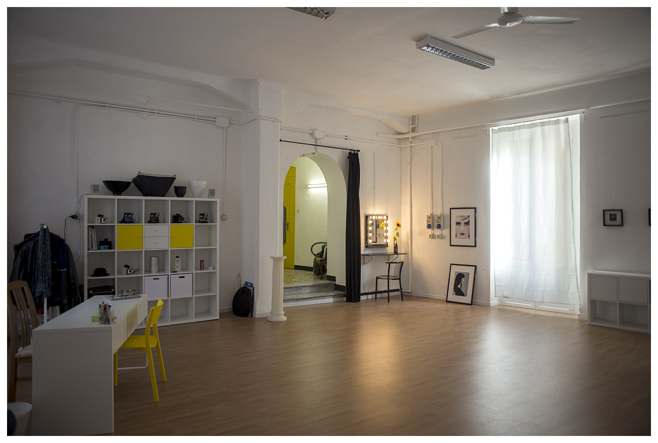 GEnova MUA Studio noleggio fotografia
