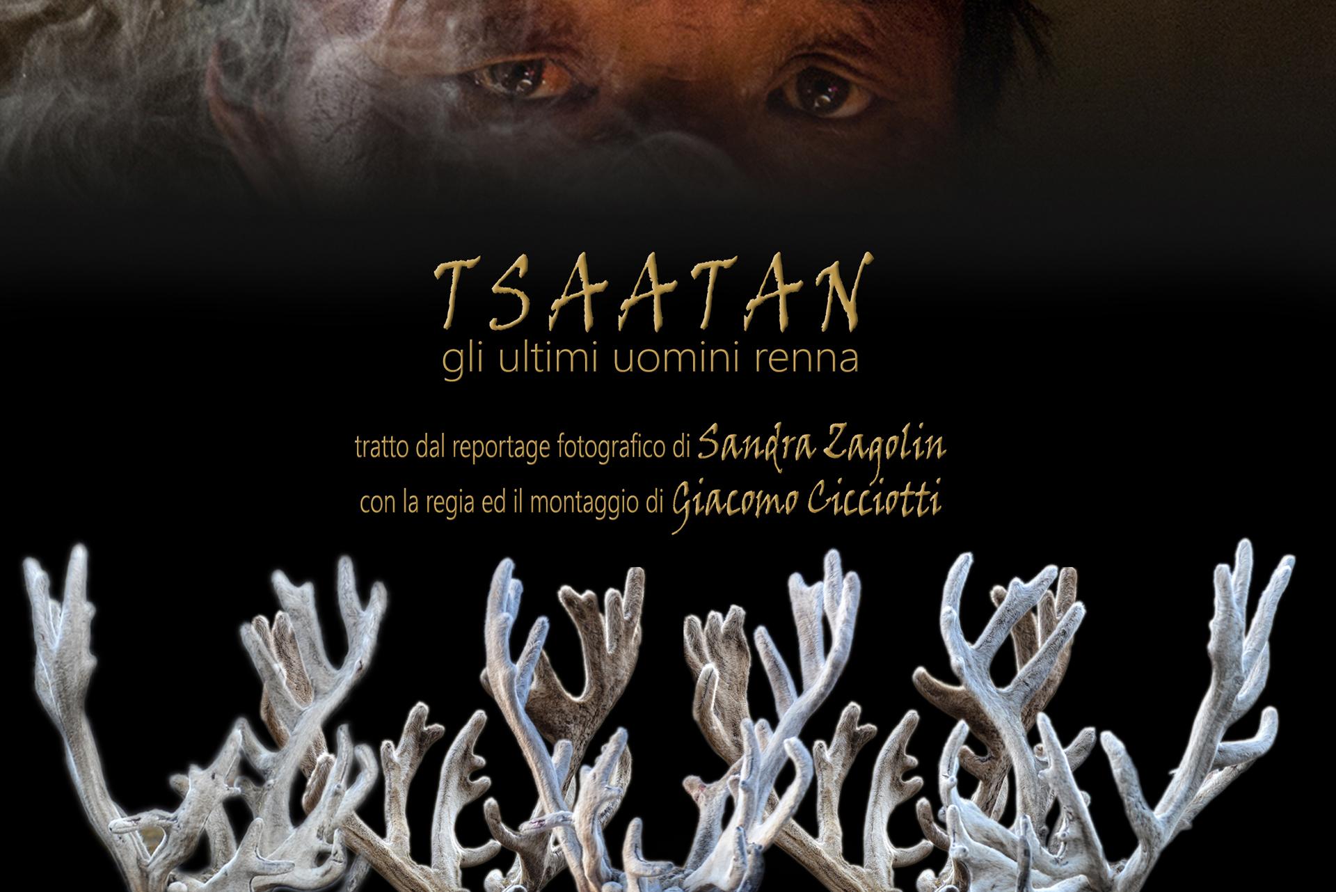TSAATAN locandina IT