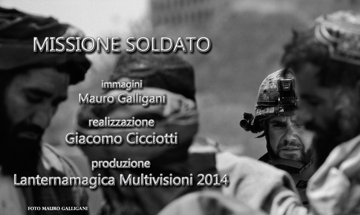 locandina Missione Soldato