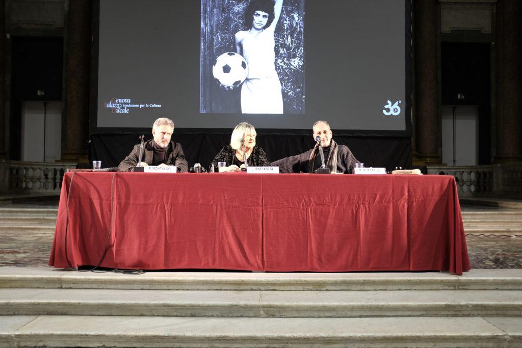 Federico Montaldo Maurizio Garofalo Letizia Battaglia