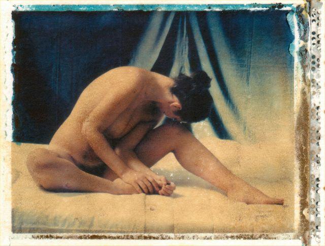 Frank Morris Polaroid Nudi
