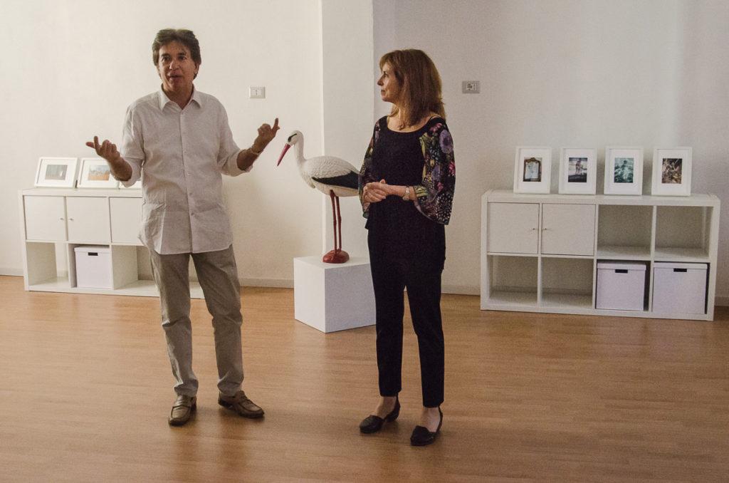 Atelier Fotografico Genova - Frank Morris e Piera Cavalieri