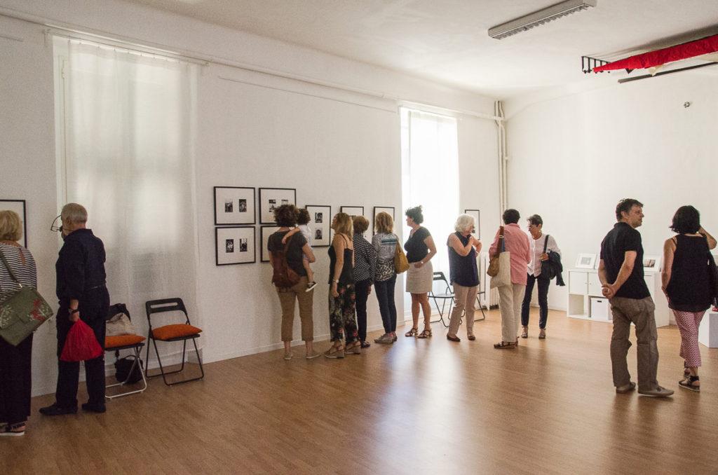 Atelier Fotografico Genova - inaugurazione mostra