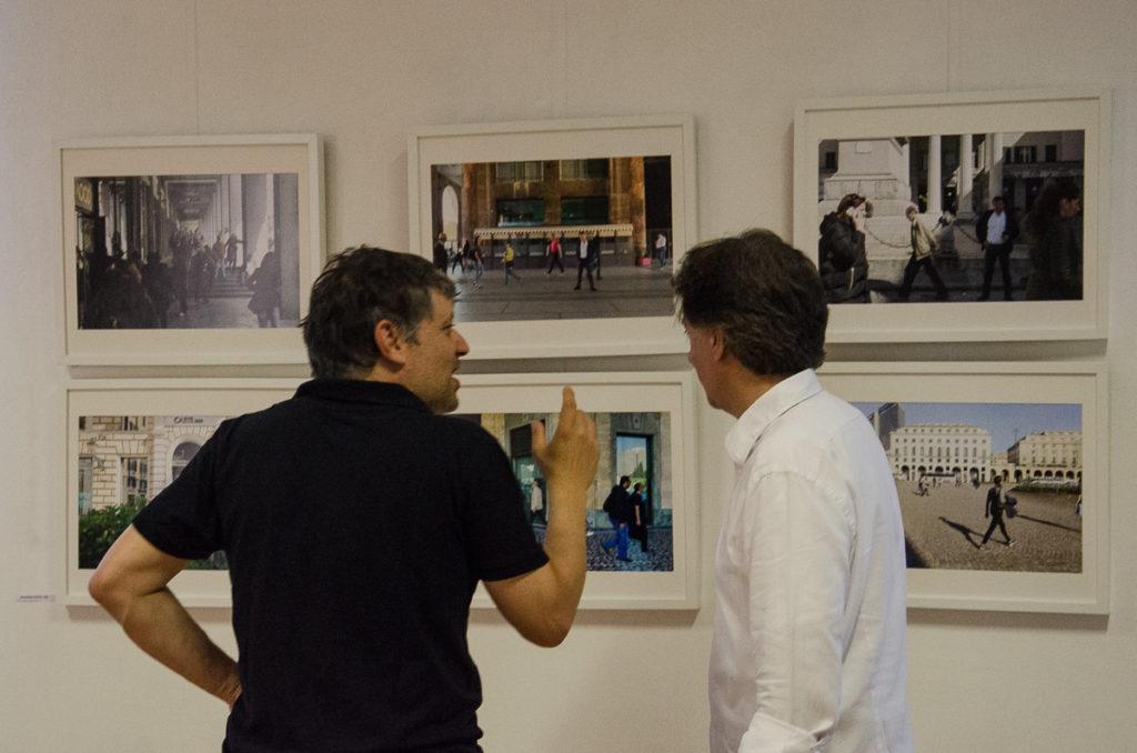 Atelier Fotografico Genova - Frank Morris