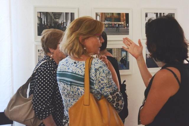 Atelier Fotografico Genova - sala posa