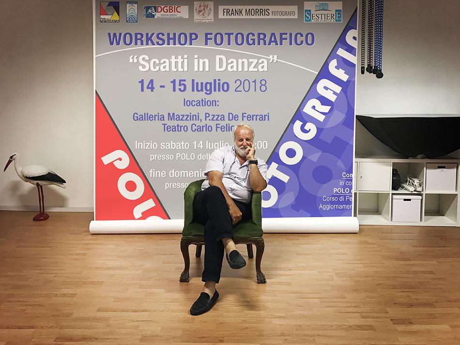 università di Genova fotografia