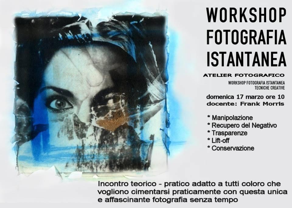 workshop fotografia istantanea a Genova