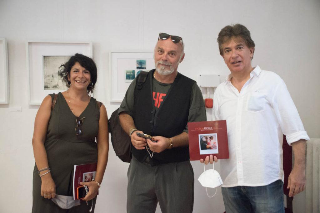 Anna Cremona, Silvano Peroni e Frank Morris